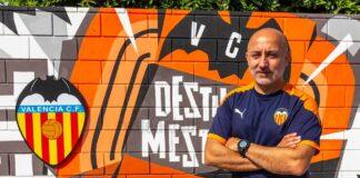 Jesús Oliva - Director Deportivo Valencia CF Féminas