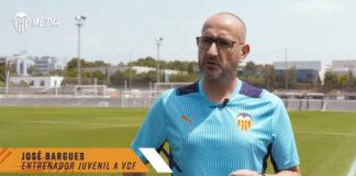 José BarguValencia CF