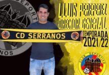 Lluís Perepérez Director General CD Serranos