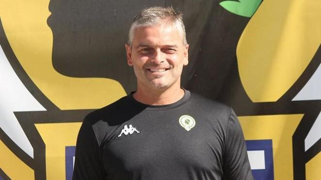 Pepe de la Sagra, coordinador del fútbol base del Hércules CF