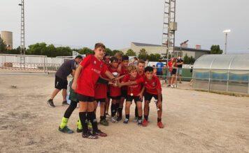 Soccer Team Alevín 2º año