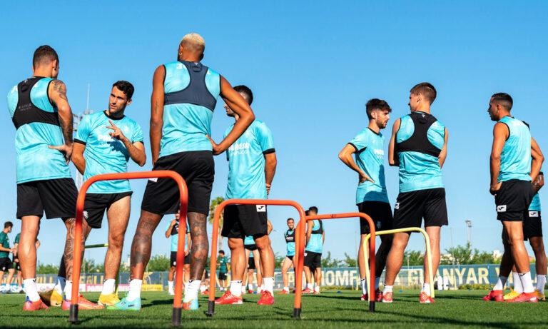 Apúntate al Curso de Tecnificación del Villarreal CF (diez sesiones de 4 horarias diarias)