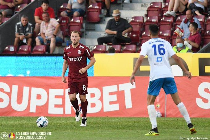 El Cluj rumano, primer club «beneficiado» por la supresión del valor doble de los goles fuera de casa