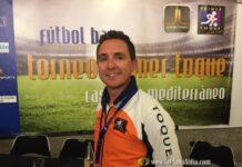 Jordi Masnou - Primer Toque CF