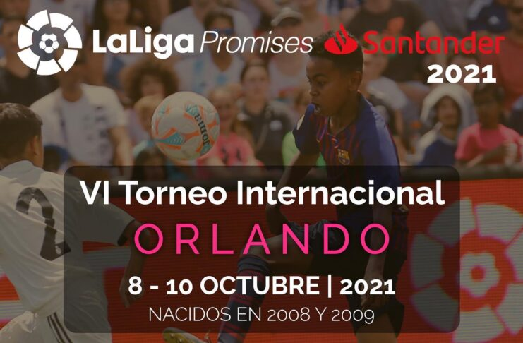 Torneo LaLiga Promises Internacional 2021