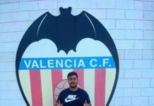 Rubén Canós Valencia CF