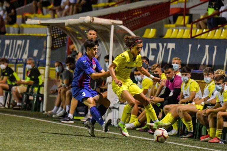 Jornada inaugural del COTIF, con victoria del Elche CF y tablas entre Villarreal CF y UD Alzira