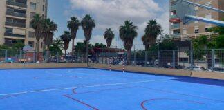 Instalacions esportives exterior