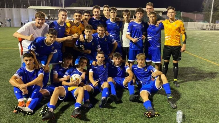 Segunda Jornada de Preferente Juvenil, 16 equipos han conseguido los 6 puntos