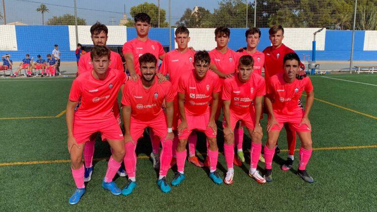 Se agrupa la cabeza de la clasificación en el Grupo VIII de Liga Nacional Juvenil