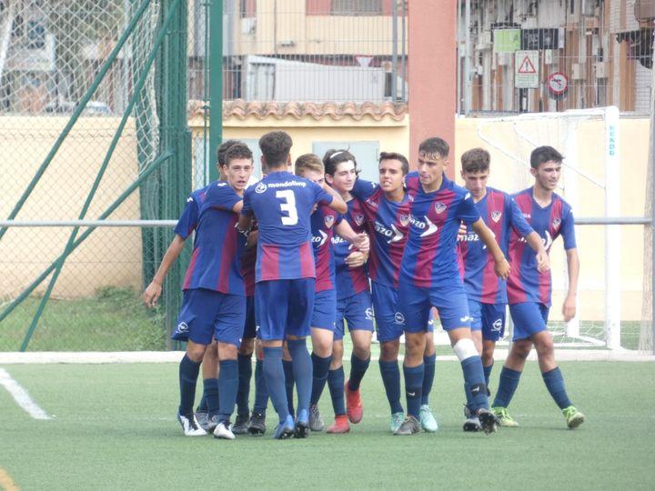 Primera jornada en la Liga Autonómica Cadete de la temporada 21/22