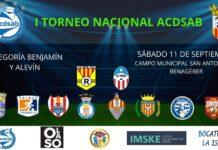 I Torneo Nacional ACDSAB