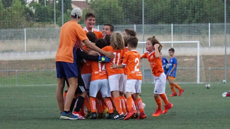 Primer Toque CF, Campeón, y Sporting Xirivella, subcampeón, en el I Torneo Nacional ACDSAB categoría Benjamín