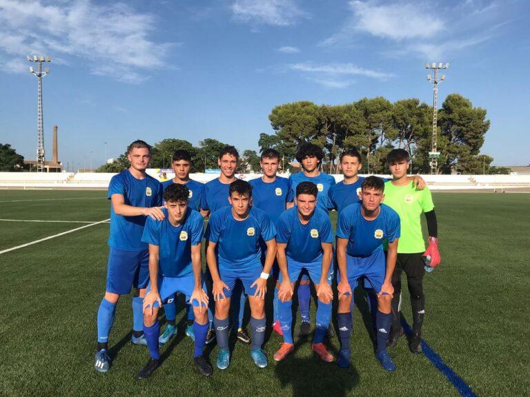 Comienza la Liga Nacional Juvenil  con varios equipos con la exigencia de subir