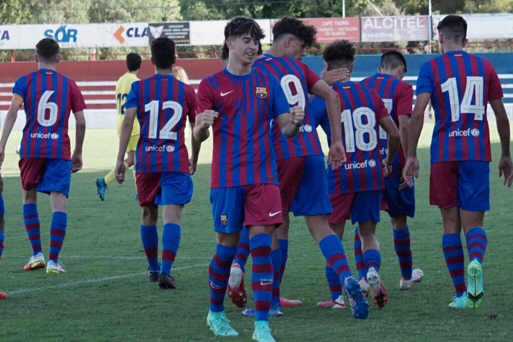 Hugo Alba - FC Barcelona