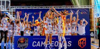 Selección Valenciana Cadete Basquet