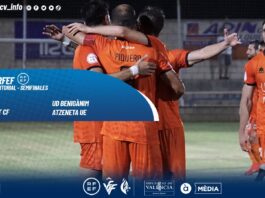 Semifinales Copa RFEF