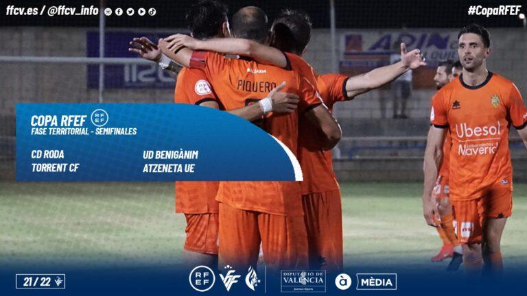 Cuartos de final de la Copa RFEF – Fase autonómica