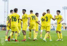 Villarreal CF Uefa Youth League