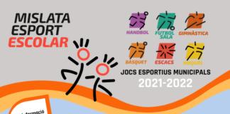 Jocs Esportius Mislata 2021/22