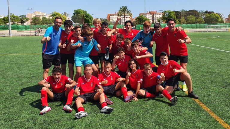 Autonómica Infantil – Alboraya UD y Torrent CF segundos clasificados por detrás de Valencia CF y Villarreal CF