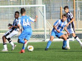 CF Gandia CD Castellón Aut. Infantil