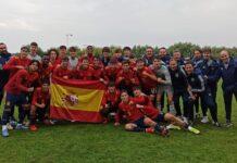 Selección Española sub18 Torneo IV Naciones
