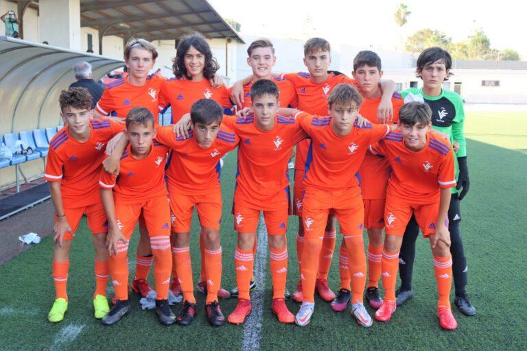 Selección sub-14 2ª conv. Naranjas