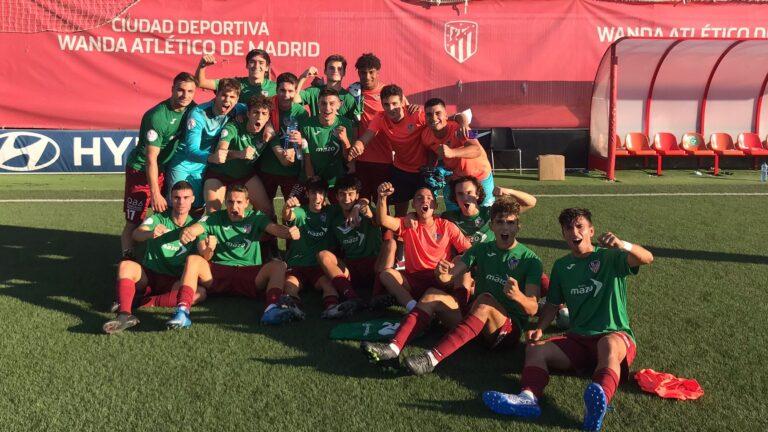 Valencia CF líder y UD Alzira tercero en División de Honor Juvenil