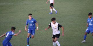 Valencia CF - Inter San José Juvenil