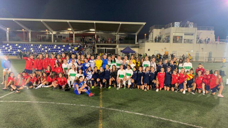 CD Castellón se lleva el I Torneo ACDSAB ORO categoría infantil